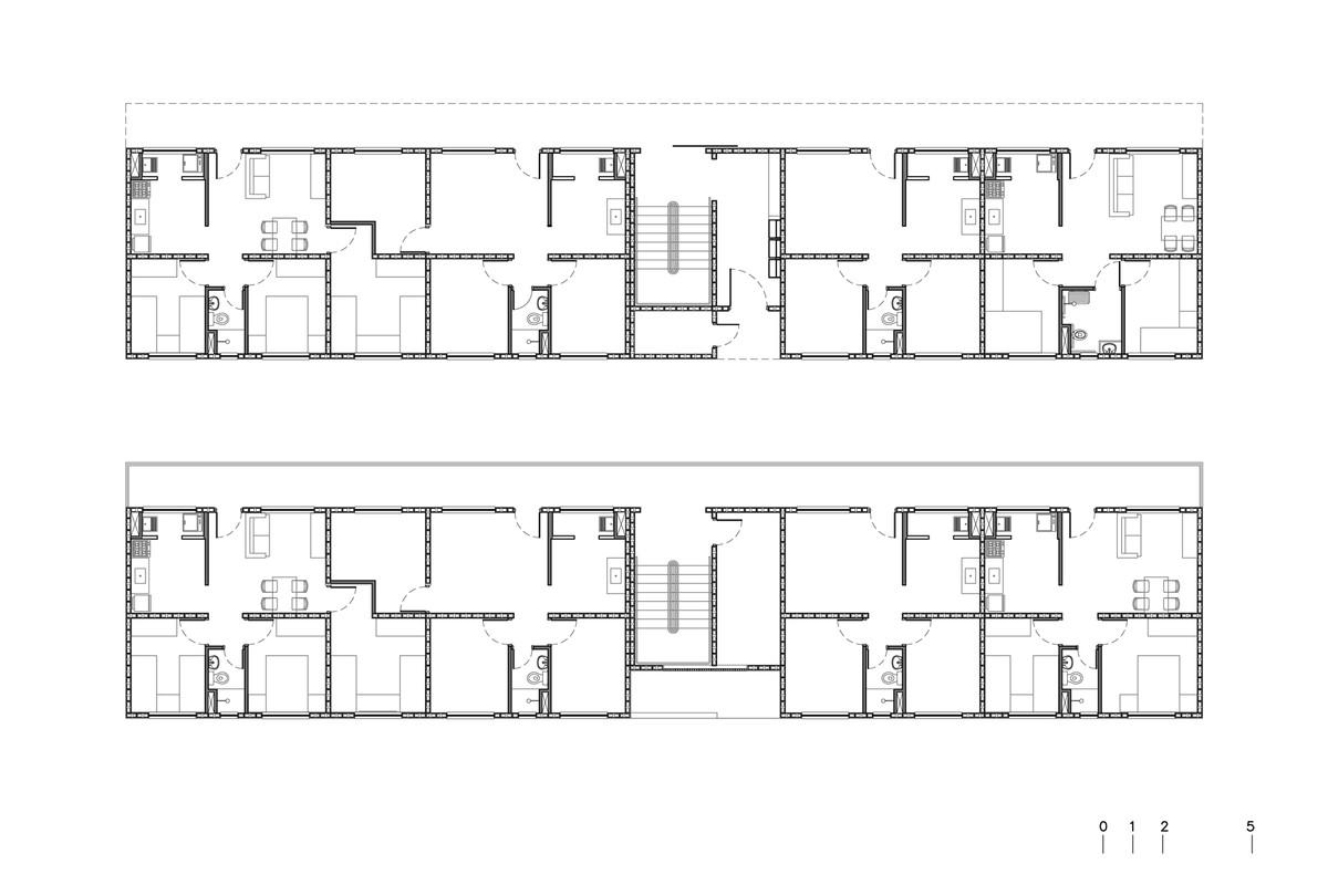 Residencial alexandre mackenzie projetos boldarini - Tipos de pavimentos ...